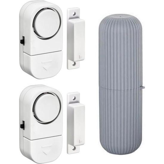 Mastercare Kapı Pencere Alarmı Kutulu Set 712672
