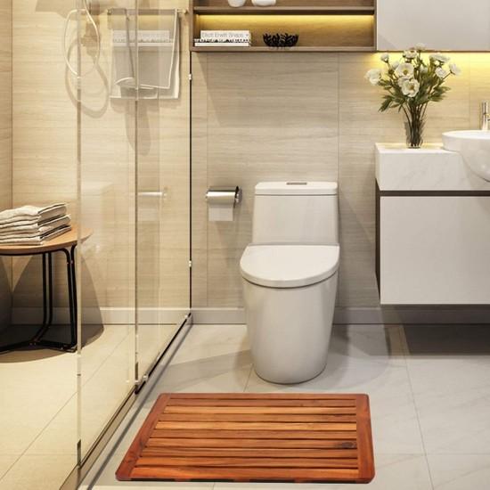 Tasarım 4.0 Ahşap Banyo Kaydırmazı
