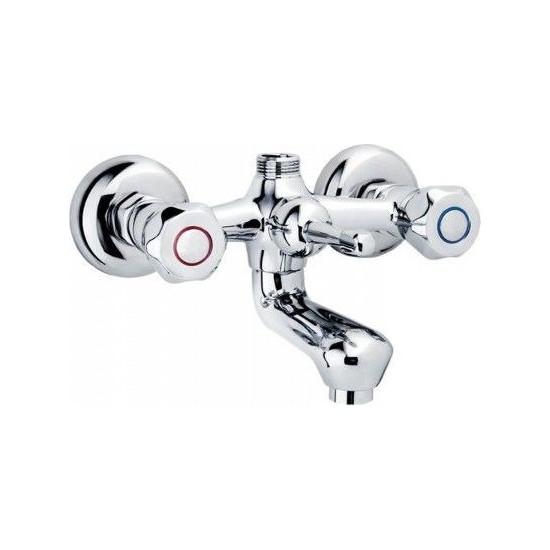 Doğanay Klasik Banyo Bataryası Çevirmeli Batarya