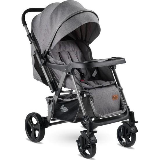 BabyHope BH-3056 Space Çift Yönlü Bebek Arabası