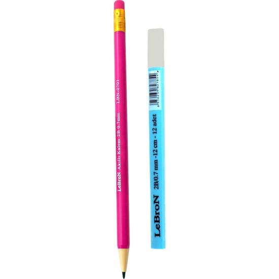 Lebron Hiç Bitmeyen Akıllı Kalem Set Pembe