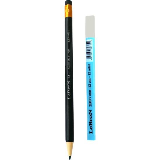 Lebron Hiç Bitmeyen Akıllı Kalem Set Siyah