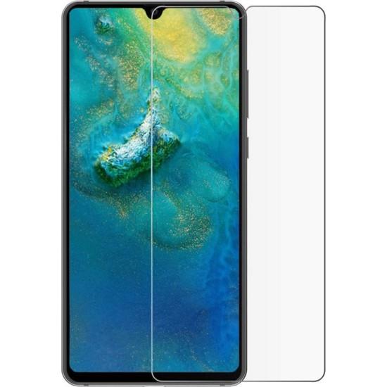 NoTech Samsung Galaxy A10S (A107) Cam Ekran Koruyucu Şeffaf