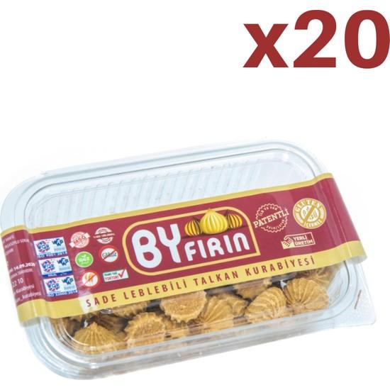 By Fırın Talkan Leblebi Tozu Kurabiyesi Glutensiz 20'li 200 gr