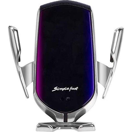 Smart Sensor R1 Araç Içi Telefon Tutucu Wireless Şarj Sensörlü