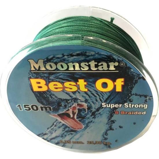 Moonstar Best Of 150 Metre 8 Örgü Ip Misina