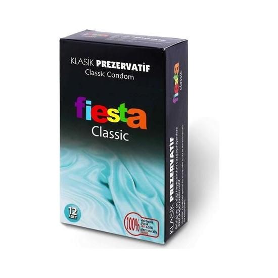 Fiesta Classic Klasik Prezervatif