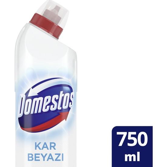 Domestos Kar Beyazı Yoğun Kıvamlı Çamaşır Suyu 750 ML