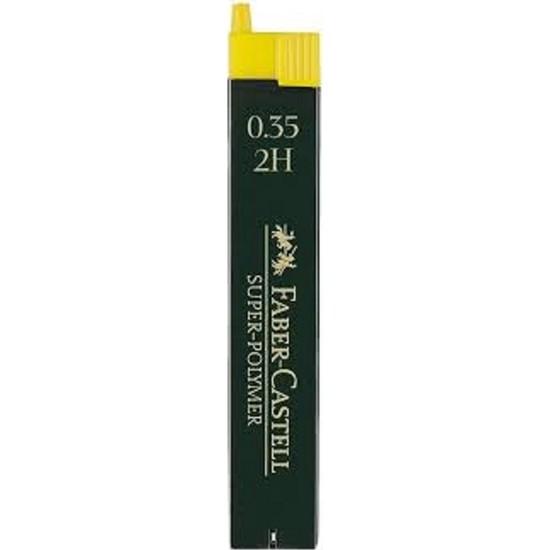 Faber-Castell 2h Super Polymer Kalem Ucu 0.3 0.35