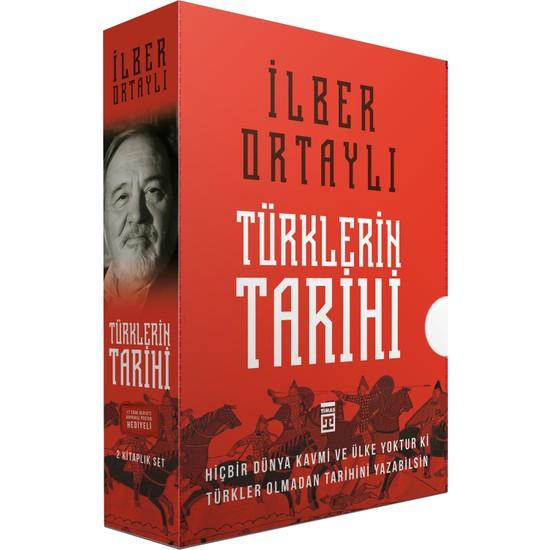 İlber Ortaylı Türklerin Tarihi Kutulu Set – İlber Ortaylı