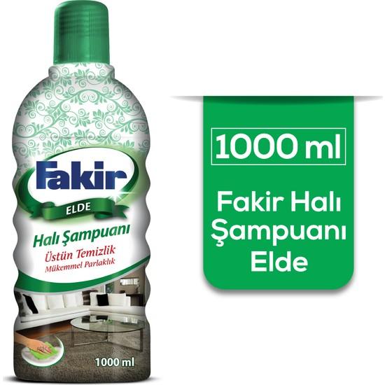 Fakir Halı Şampuanı Elde 1000 ml