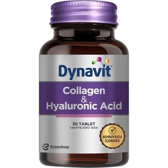 eczacıbaşı Dynavit Collagen Hyaluronic Acid 30 Tablet