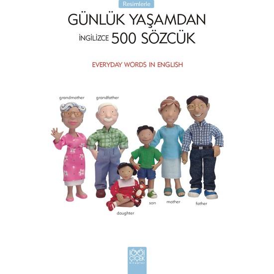 İngilizce Sözcük Kitap-Kolektif