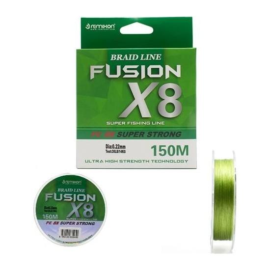 Remixon Fusion 8x 150M Green Ip Misina
