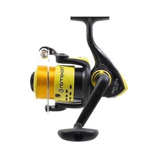 Remixon Fast Sell 4000 Yellow Spin Olta Makinesi