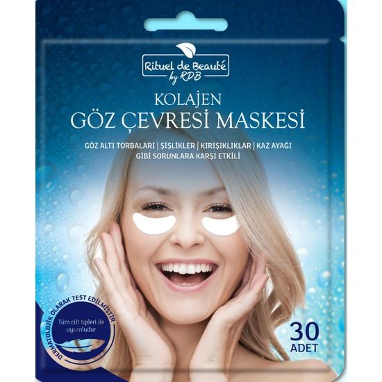 Rituel de Beaute Kolajen Göz Çevresi Maskesi
