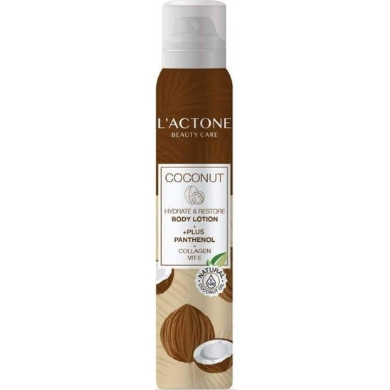 L'actone Coconut Panthenol Plus Body Lotion 200 ml