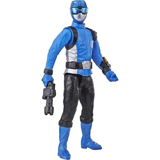 Hasbro Power Ranger Best Morphers Figür Blue Ranger - 30 cm