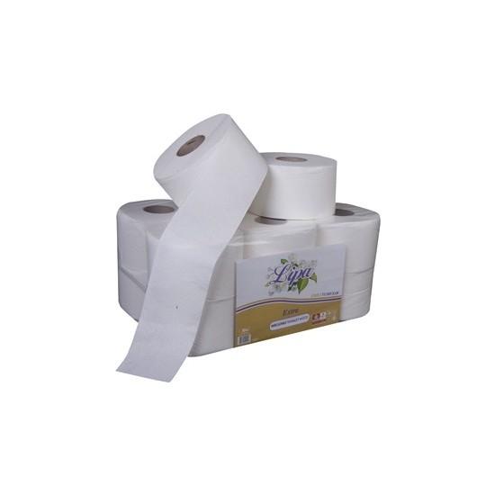 Lipa Extra Mini Jumbo Tuvalet Kağıdı 3 kg 12 Rulo
