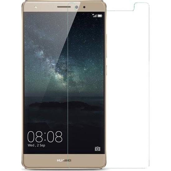 HerBütçeye Maxi Huawei Mate S Şeffaf Temperli Cam