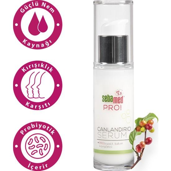 Sebamed PRO! Probiyotik İçerikli Canlandırıcı Serum 30 ml
