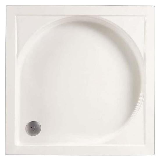 Kohler Duş Teknesi Gömme Patio 2 80 x 80 x 35 cm