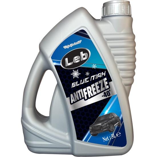 Leb Blue Max Antfriz -40 3 lt 4 Mevsim