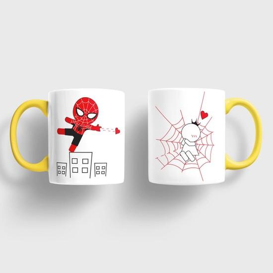 Sevgili Kupaları Spiderman ve Aşkı Kupa Takımı