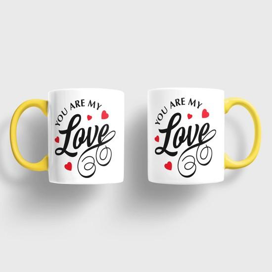 Sevgili Kupaları You Are My Love Kupa Takımı