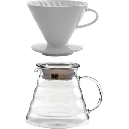 Ily Filtre Kahve Demleme Seti