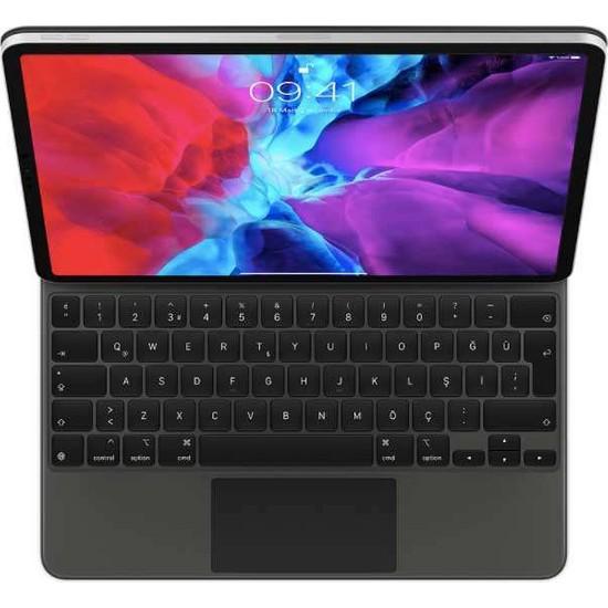 """Apple iPad Pro 12.9"""" (4.Nesil)Magic Keyboard Türkçe Q Klavye MXQU2TQ/A"""