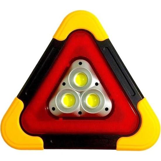 Starmax Çok Fonksiyonlu Reflektör Işıklı İkaz Lambası