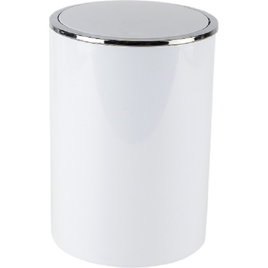 Primanova Çöp Kovası 6 lt Beyaz