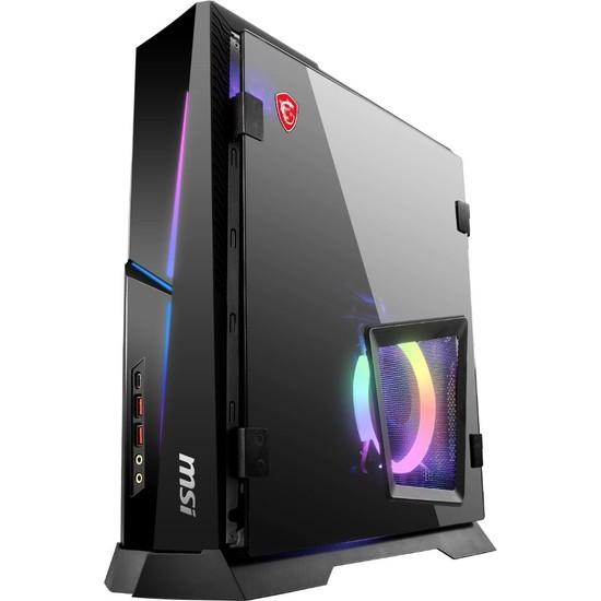 MSI Trident X Plus 9SF-655EU Intel Core i7 9700K 32GB 1TB + 512GB SSD RTX2080Ti Windows 10 Home Masaüstü Bilgisayar