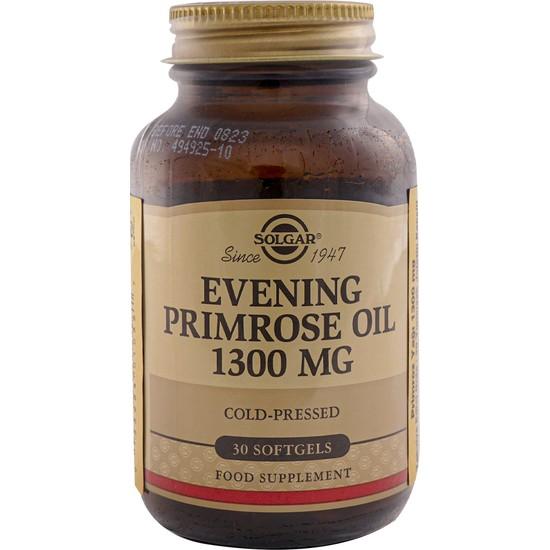 Solgar Evening Primrose Oil 1300 Mg 30 Softjel