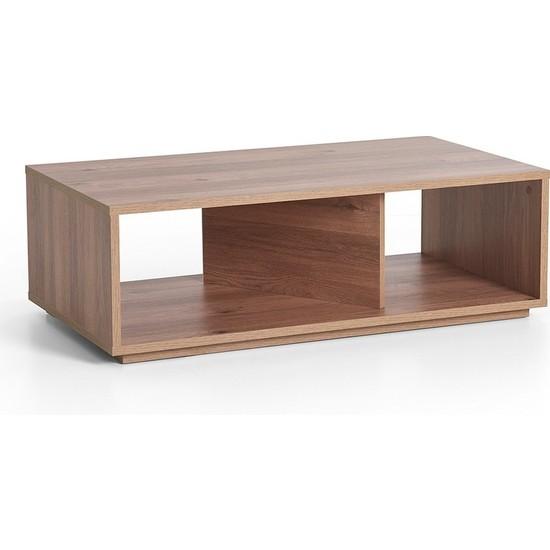 Ruum Store By Doğtaş Cury Orta Sehpa Modern Tasarım Ceviz