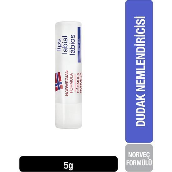 Neutrogena Norveç Formülü SPF 20 Dudak Nemlendiricisi