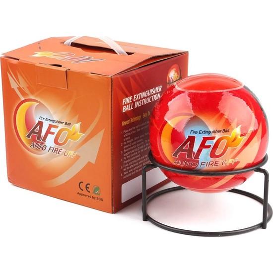 Gürbüz Yangın Söndürme Topu Otomatik Patlama Özelliği
