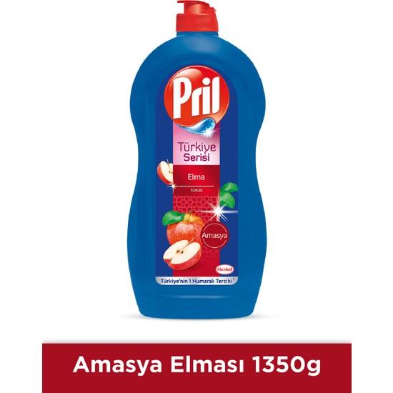 Pril Sıvı Bulaşık Deterjanı Amasya Elması 1350 Ml