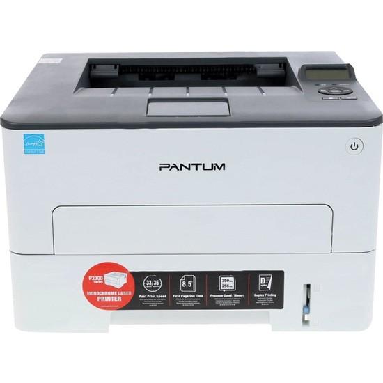 Pantum P3300DN Dublex + Network Mono Lazer Yazıcı ( Opsiyonel Dolum İmkanı )