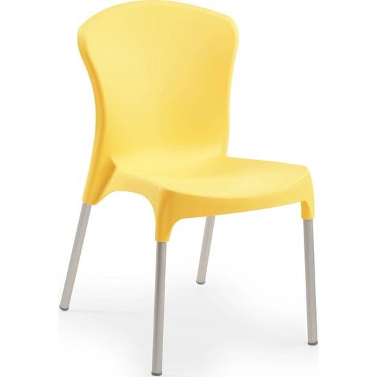 Tilia Stella Sandalye Sarı