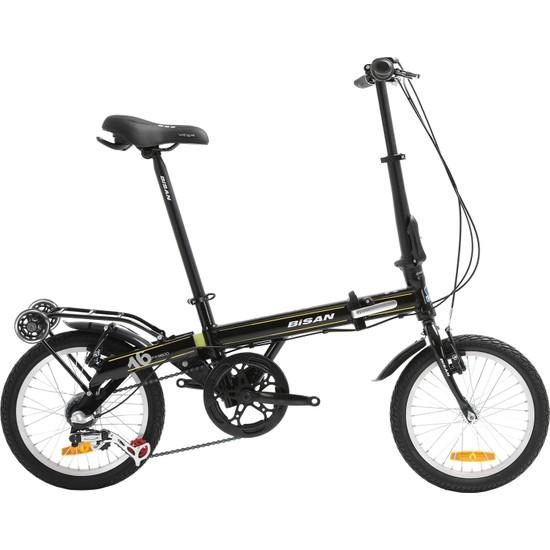 Bisan Fx 3800 V Fren 2020 Model 16 Jant Katlanır Bisiklet
