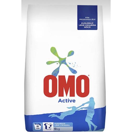 Omo Toz Çamaşır Deterjanı Active 10 kg