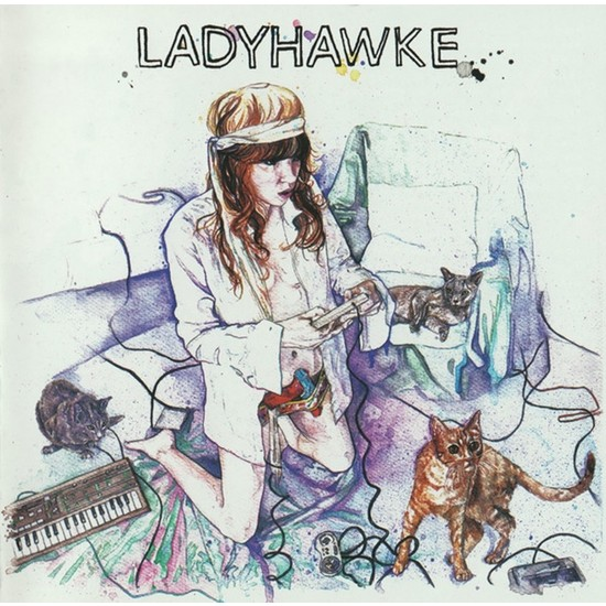 Ladyhawke - Ladyhawke CD