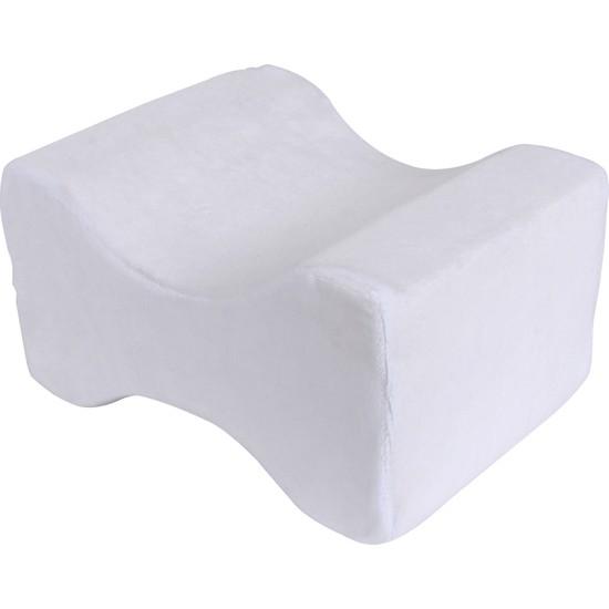 Softlife Visco Bacak Arası Yastığı. Bel, Kalça, Diz ve Bilek Için Destekleyici Yastık. Hamileler Için Bacak Yastığı