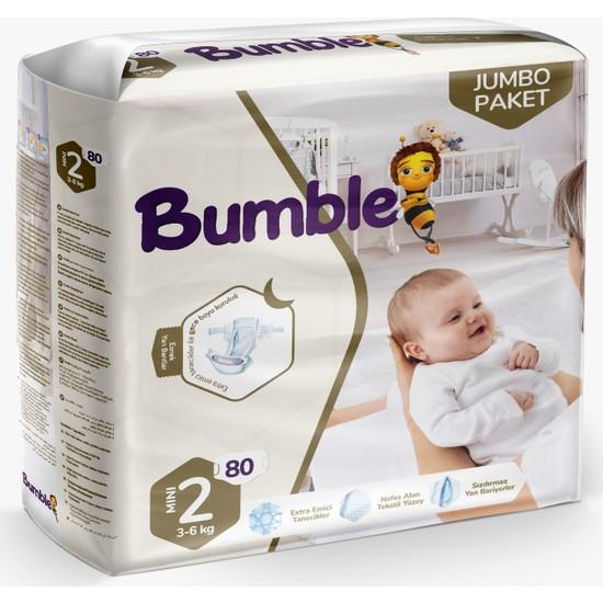 Bumble 2 Numara Bebek Bezi