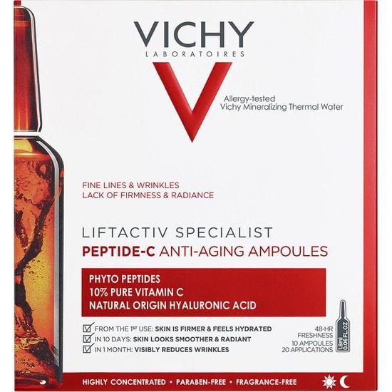 Vichy Liftactiv Peptit-C Kırışıklık Karşıtı Ampul