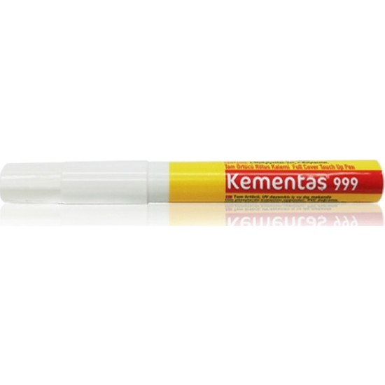 Kementaş K-243 908 1659 06 Krem Akçaağaç Tam Örtücü Rötuş Kalemi