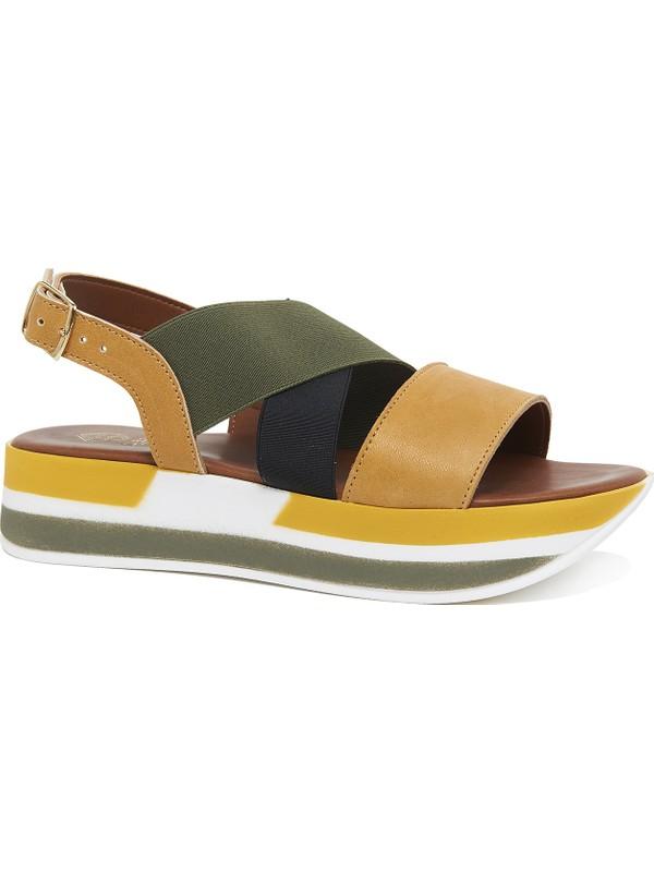 Desa Cherie Kadın Deri Sandalet