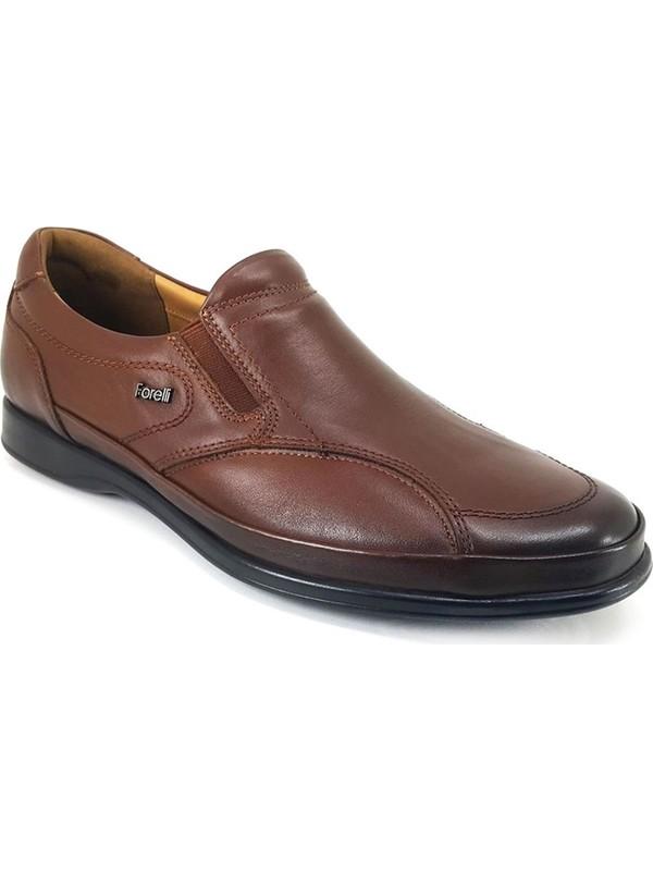 Forelli 10637 Erkek Taba Halluks Comfort Ayakkabı